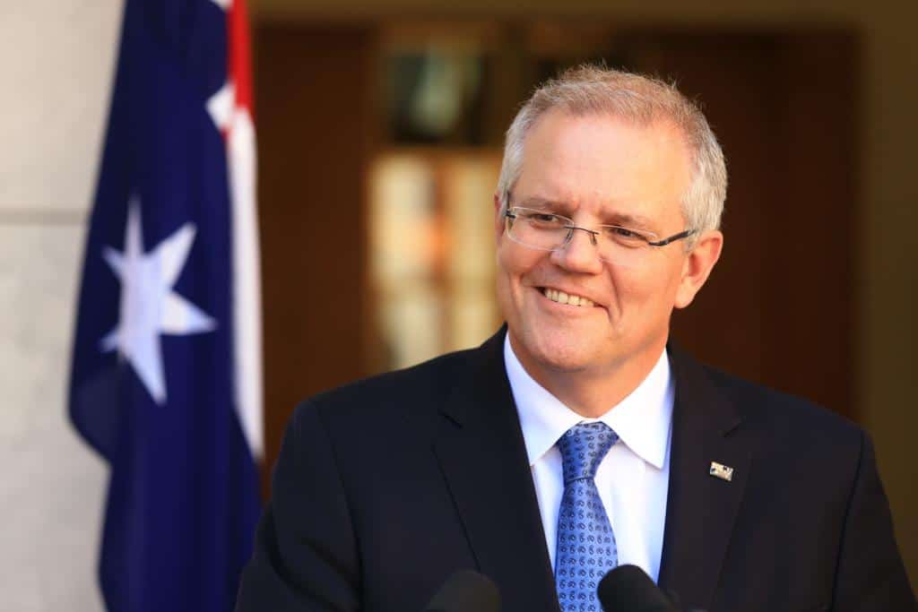 A message from Australian Prime Minister Scott Morrison on OXI Day
