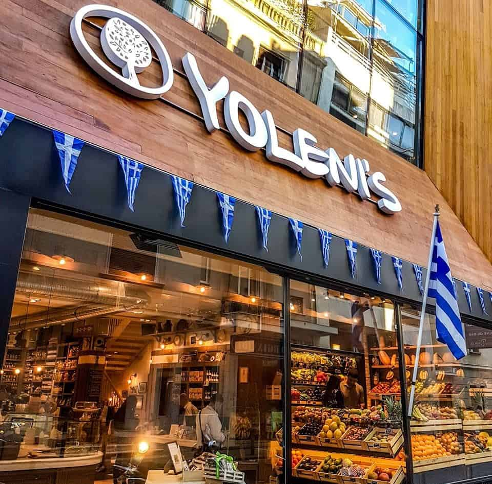 Yoleni's: A foodie's delight in Athens