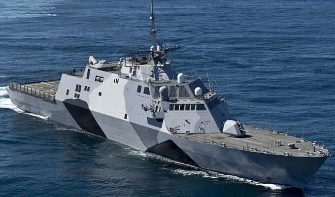 New frigates could be a joint production with Greece and U.S. 3
