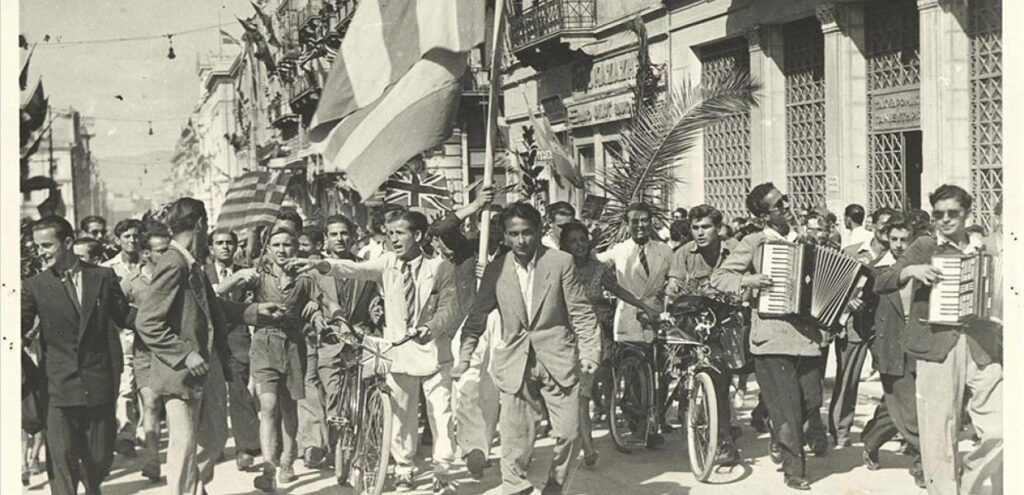 On this day in 1944, Athens is liberated from Nazi forces