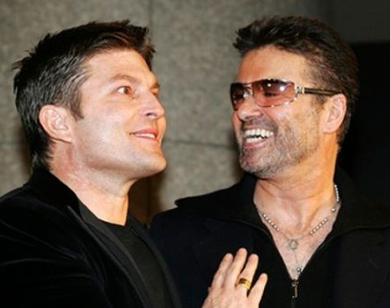 George Michael's ex-lover Kenny Goss sues the singer's family 3