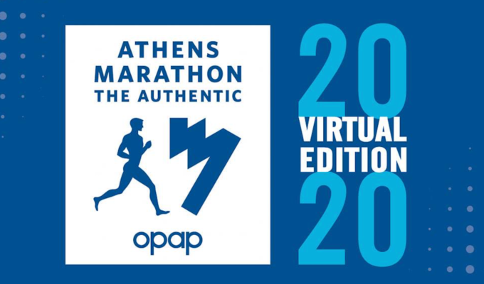 Gear up for the Virtual Athens Marathon 2020