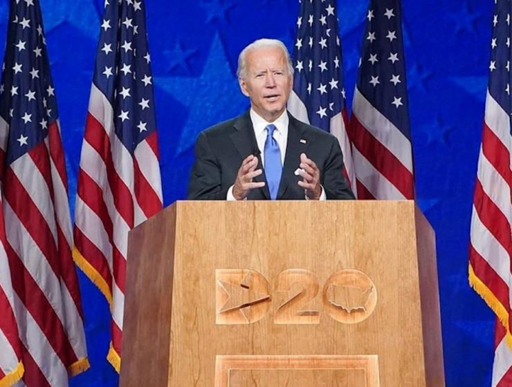 US presidential candidate Joe Biden presents 'vision for Greece'