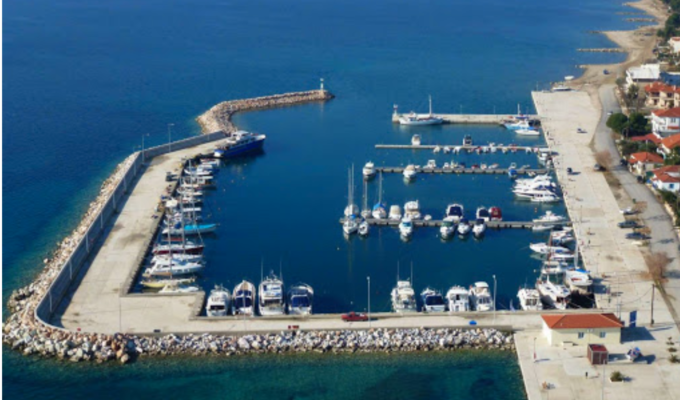 New marina to be built in Halkidiki