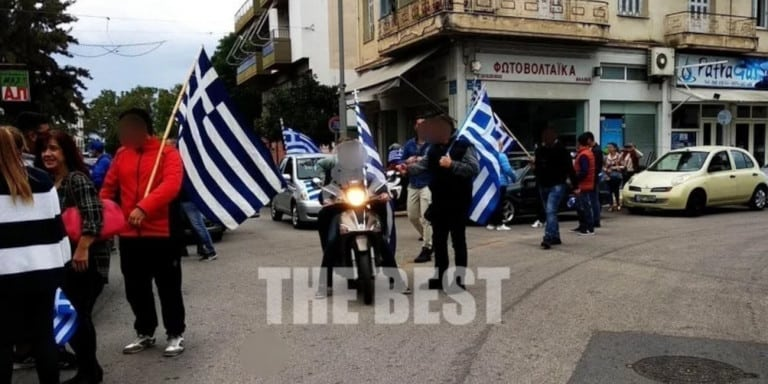 Patras commemorates OXI Day with vehicle motorcade