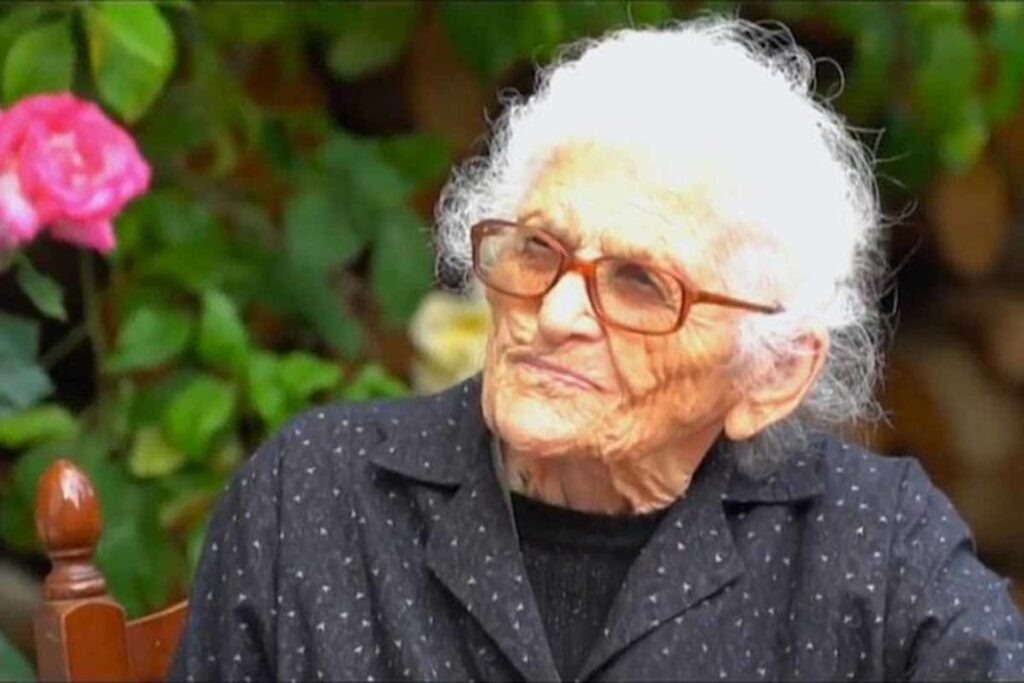 Greece's oldest woman passes away aged 115