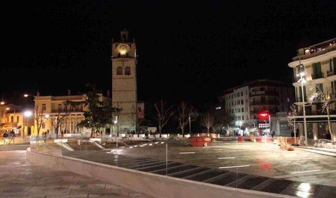 Kozani on lockdown after coronavirus spike