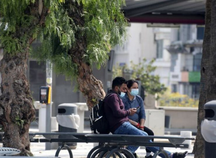 Restrictions back as virus spikes in Cyprus