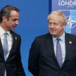 Mitsotakis, Johnson discuss Brexit, Turkish provocations and the pandemic