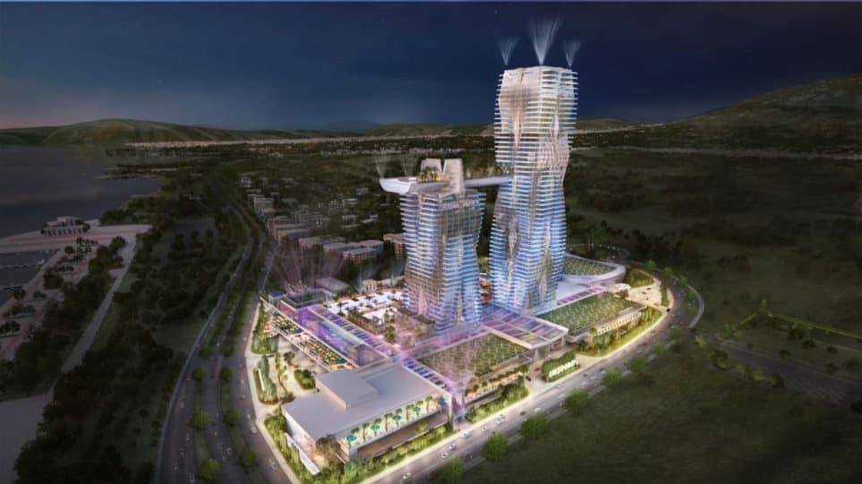 Mohegan Entertainment ready to begin casino project in Hellinikon