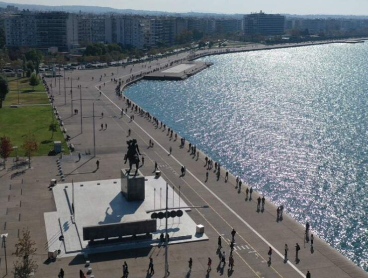 Thessaloniki, Larissa and Rodopi enter localised covid-19 lockdown