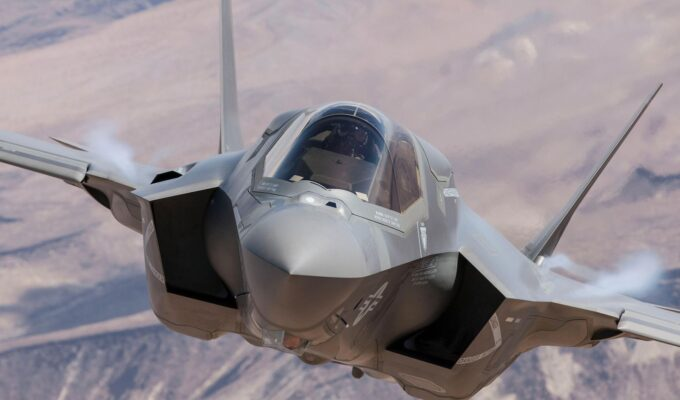 Greece F-35 fighter jet.