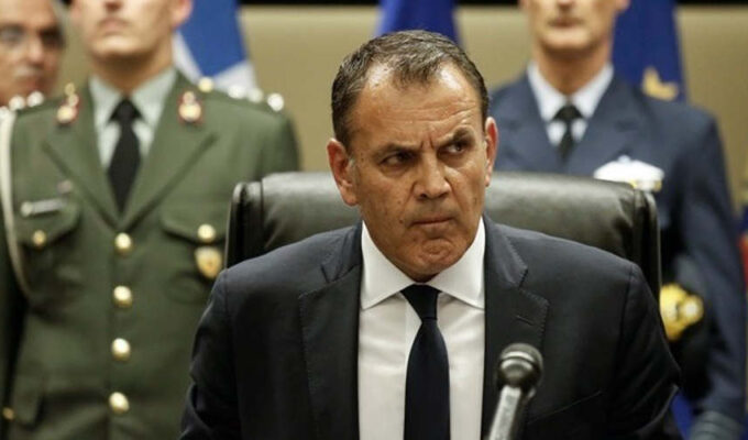 Greek Defense Minister: The strengthening of the Armed Forces is a strategic choice 1