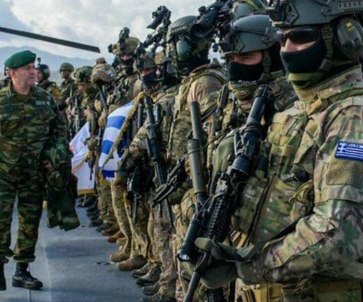 Mali will host a unit of Greek special forces: report 2