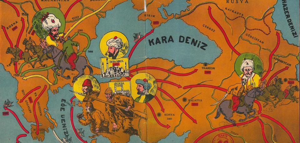 Erdoğan uses syncretism of neo-Ottomanism and pan-Turkism to build Greater Turkey 1