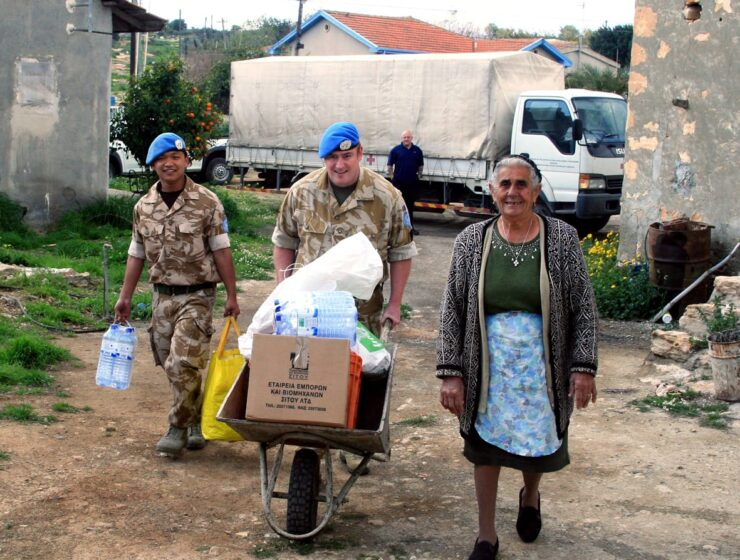 Greeks still live in occupied northern Cyprus: They need your help this Christmas 7