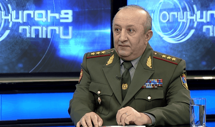 Colonel General Movses Hakobyan