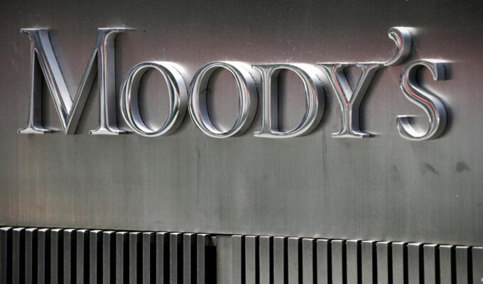 Moody's credit rating agency.