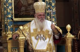 COVID-19 Archbishop Ieronymos of Athens and All Greece,