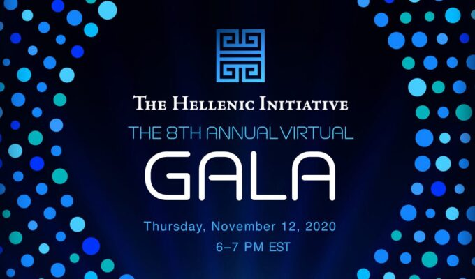 The Hellenic Initiative to host Virtual Fundraising Gala