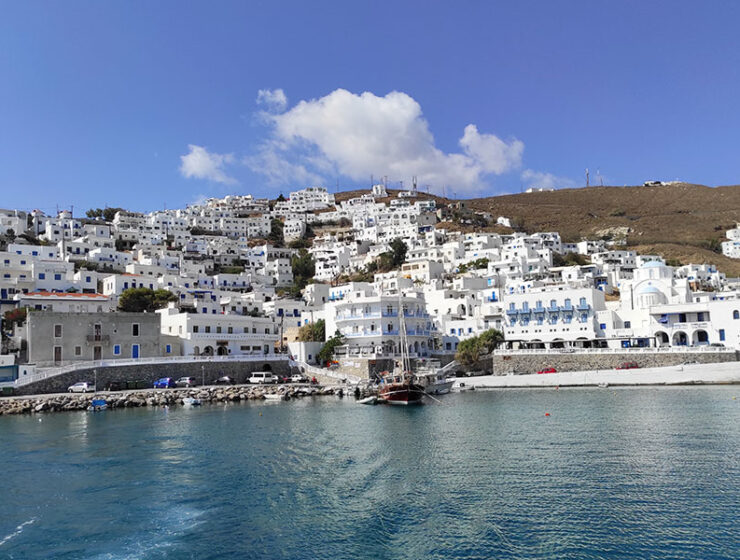 "Volkswagen set to turn Astypalaia into a ""green"" and ""smart"" island"