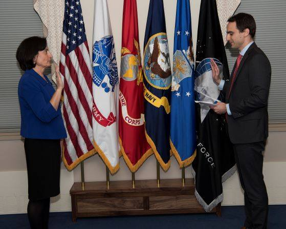 Greek-American announced as new DARPA Director