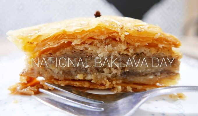 Celebrate National Baklava Day with this Recipe