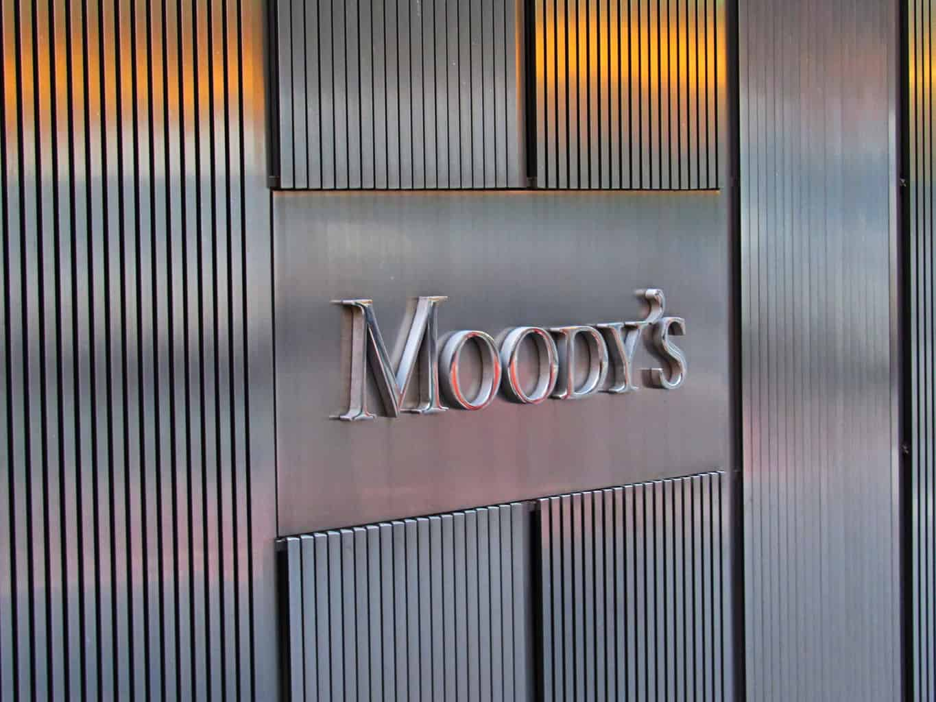 rating Moody's credit rating agency.