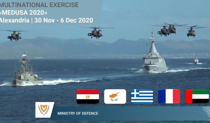France and UAE to participate in MEDUSA exercises with trilateral alliance for the first time 7