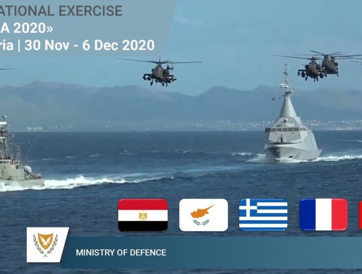 France and UAE to participate in MEDUSA exercises with trilateral alliance for the first time 2