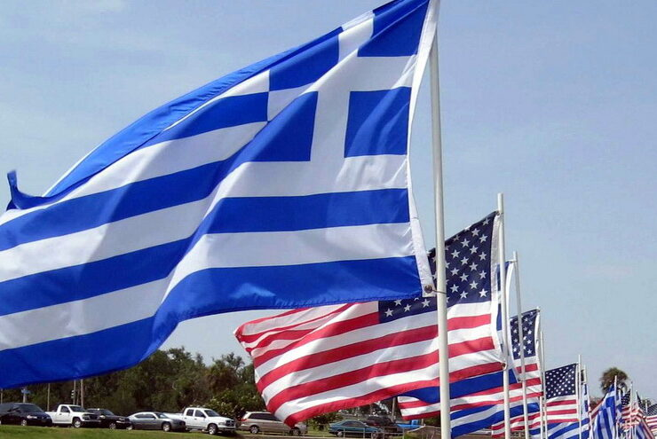 """""""Greece is becoming a study destination of choice for more and more American students,"""" says US Ambassador Geoffrey Pyatt"""
