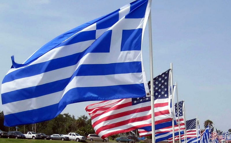 """Greece is becoming a study destination of choice for more and more American students,"" says US Ambassador Geoffrey Pyatt"