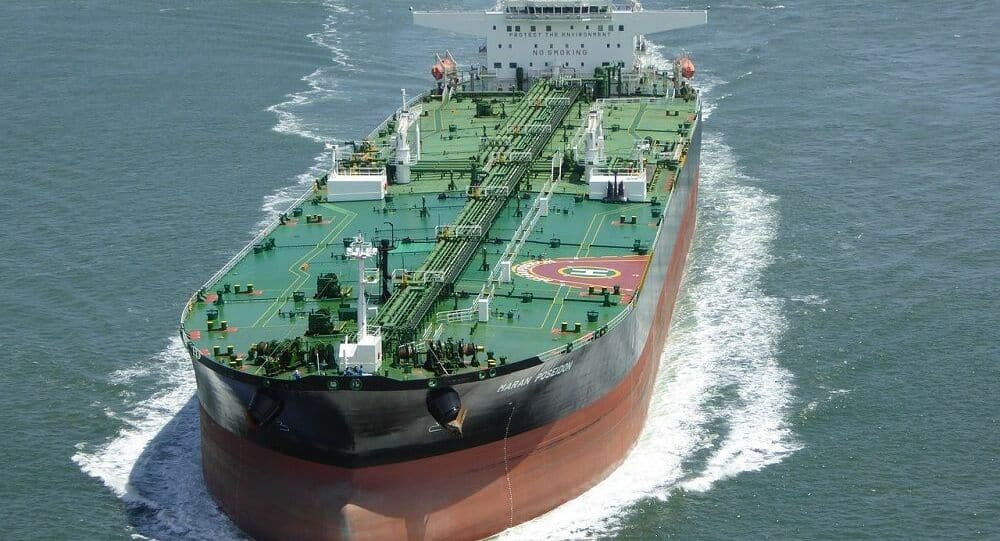 Oil tanker attacked in Saudi Arabian Red Sea terminal
