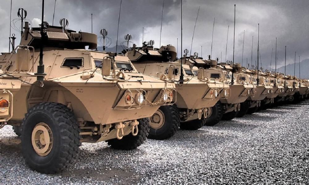 M117 Guardian armored security vehicle