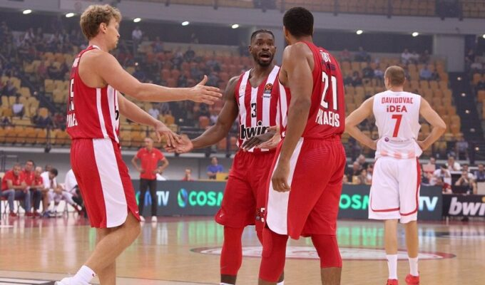 Fifth Olympiacos basketball player with COVID-19 4