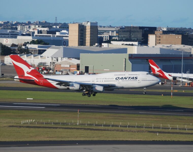 Covid vaccination will be required for international travel, says Qantas CEO