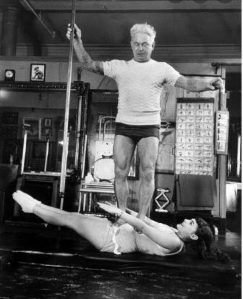 A new body in 30 days? Enter the world of Joseph Pilates, the Greek 'Father of Discipline' 1