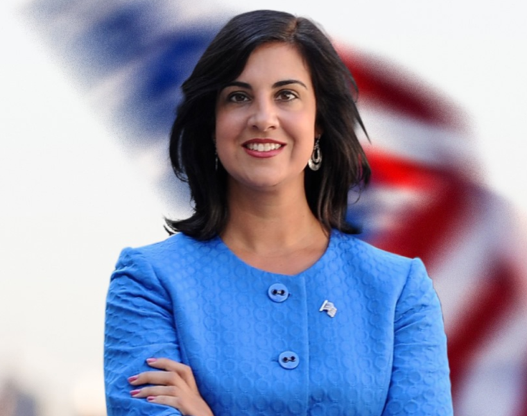 Greek American Nicole Malliotakis declares victory in New York's 11th District Congressional Race