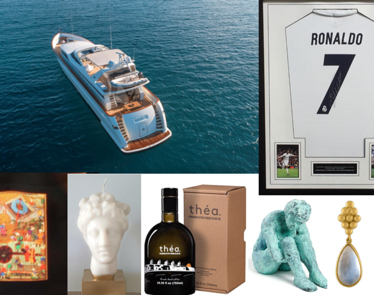 The Hellenic Initiative's Virtual Gala launches online auction