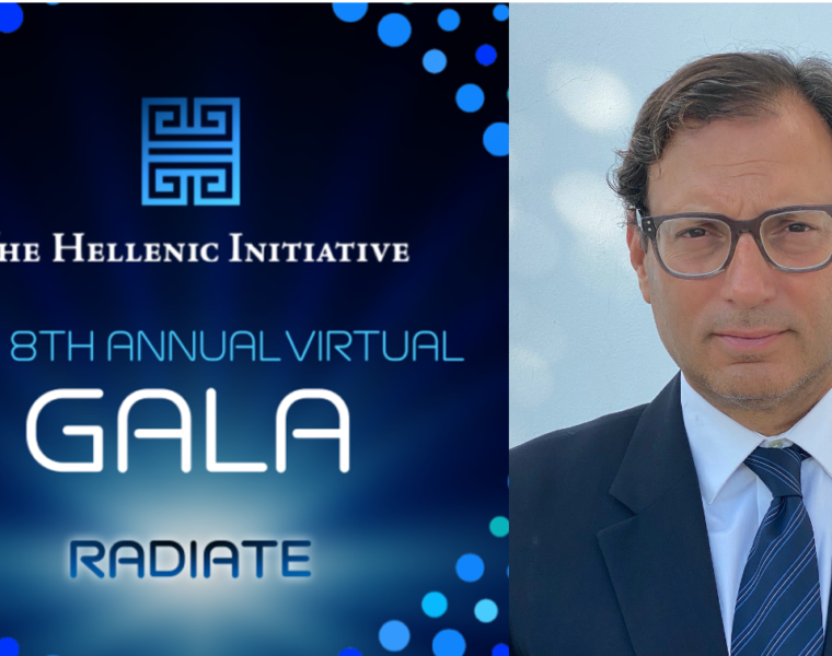 Exclusive Interview with Peter Poulos, The Hellenic Initiative Executive Director