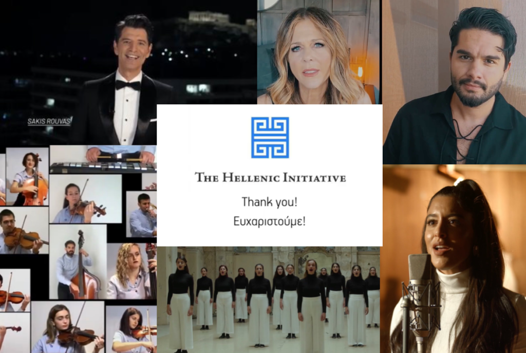 The Hellenic Initiative raises $1.6M at First-Ever Virtual Gala