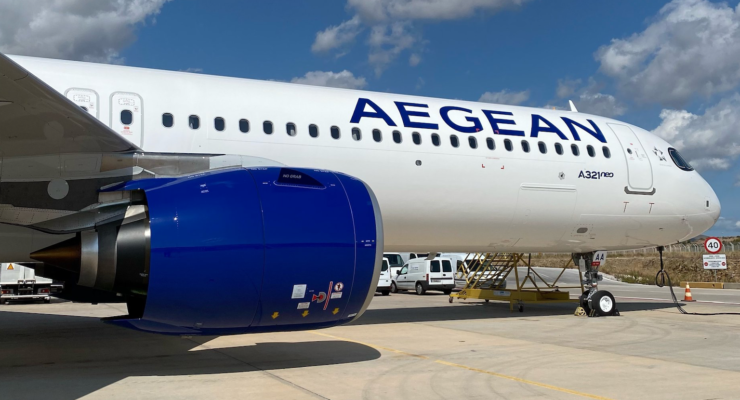 Aegean Airlines to receive €120 million in government support