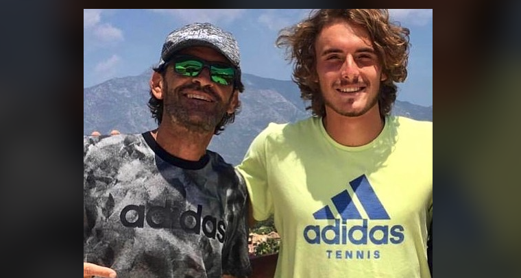 Stefanos Tsitsipas writes heartfelt eulogy for his close friend