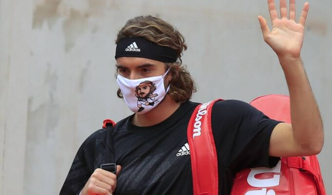 Virus concerns causing mental fatigue, says World No.5 Tsitsipas