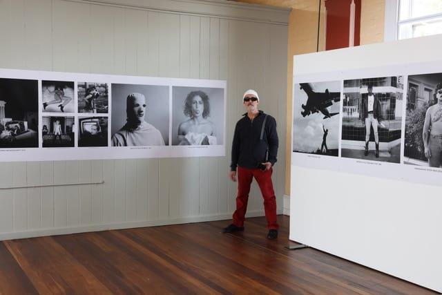 'Silent agreement Marrickville 50 Home' Photo Exhibition in Sydney, Australia