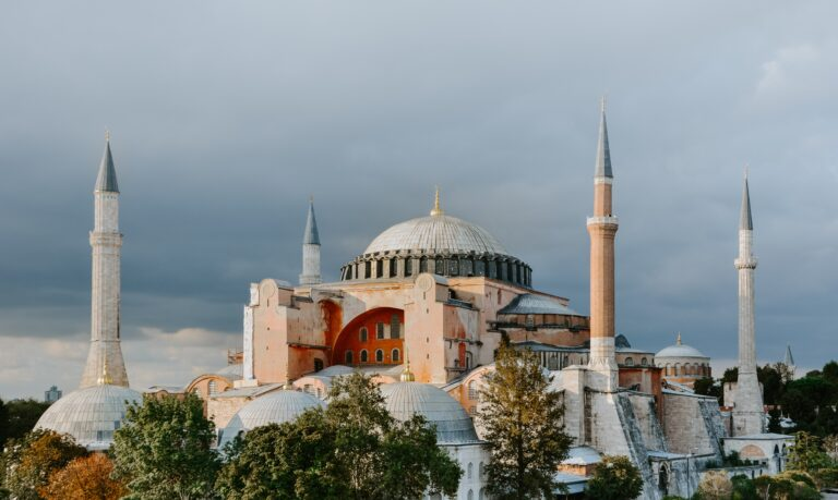 UNESCO's review of Hagia Sophia is still ongoing