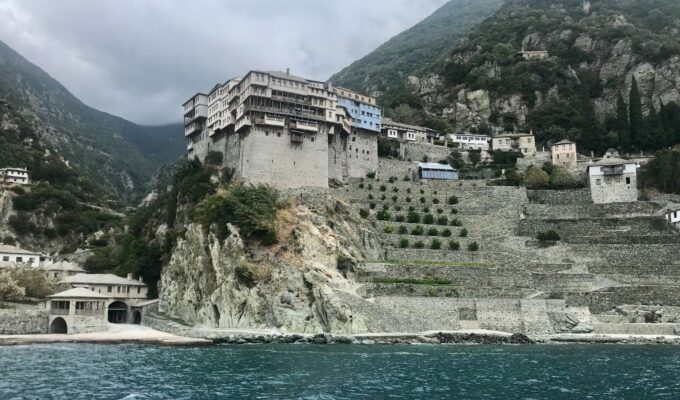 Mount Athos shuts its doors to visitors again