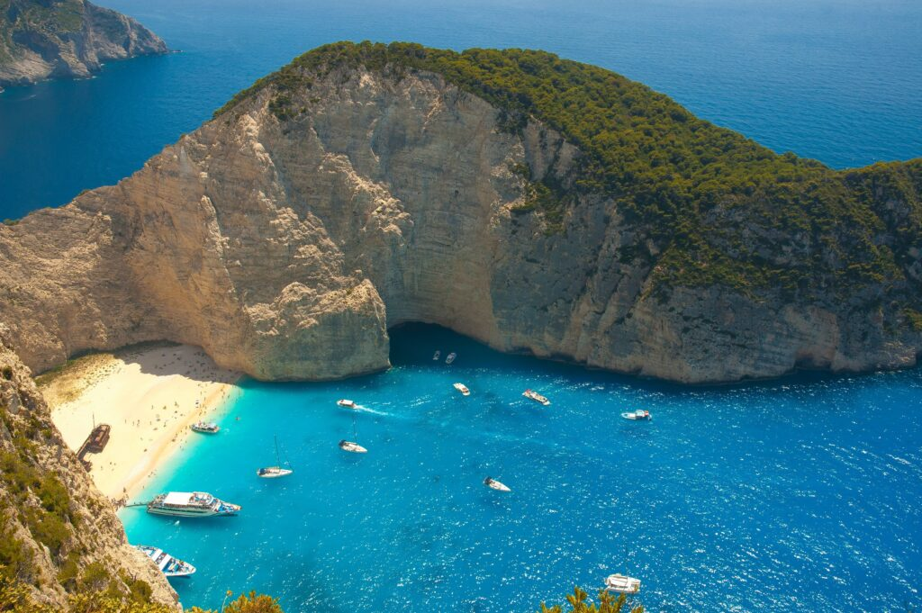 Zakynthos listed among world's most beautiful places for 2020
