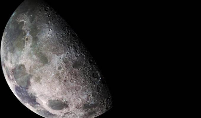 Astronomers discover Moon-like asteroid hiding behind Mars