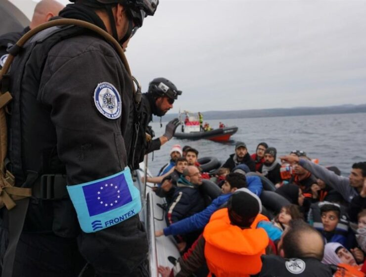 FRONTEX: Migration flows to Greece drop by 74%